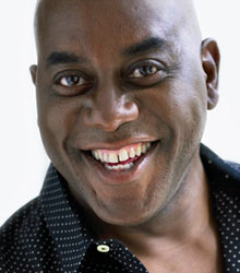 Ainsley Harriott MBE | NMP Live