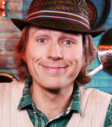 Ben Faulks as Mr Bloom | NMP Live