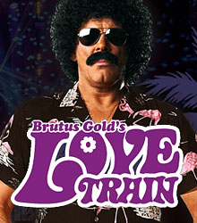 Brutus Gold's Love Train | NMP Live