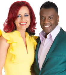 Carrie and David Grant | NMP Live