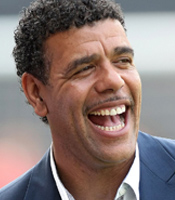 Chris Kamara | NMP Live
