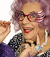 Dame Edna Everage | NMP Live