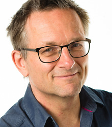 Dr Michael Mosley | NMP Live