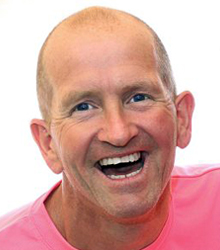 Eddie The Eagle Edwards | NMP Live