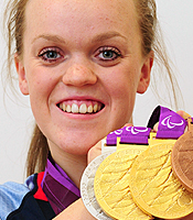 Ellie Simmonds OBE | NMP Live