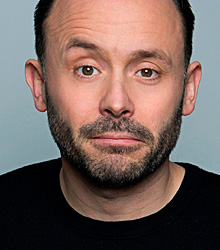 Geoff Norcott | NMP Live