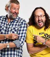 Hairy Bikers | NMP Live