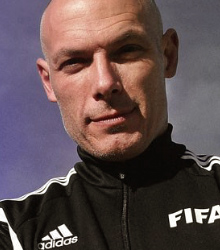 Howard Webb MBE | NMP Live