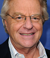 Jerry Springer | NMP Live