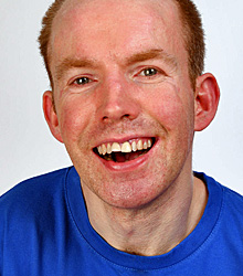 Lee Ridley AKA Lost Voice Guy | NMP Live