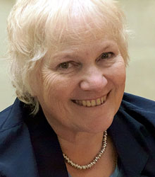 Libby Purves OBE photo