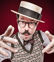 Mr.B The Gentleman Rhymer | NMP Live