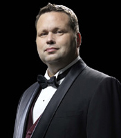 Paul Potts | NMP Live