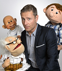 Paul Zerdin photo
