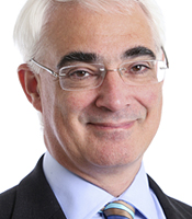 Rt Hon Alistair Darling | NMP Live