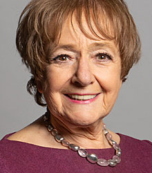 Rt Hon Dame Margaret Hodge DBE MP | NMP Live