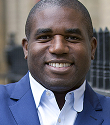 Rt Hon David Lammy MP | NMP Live