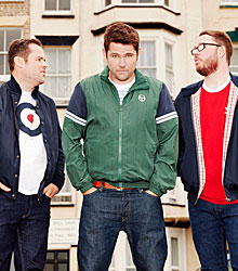Scouting For Girls | NMP Live
