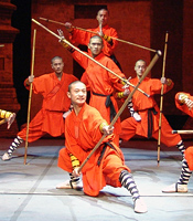 Shaolin Warriors | NMP Live