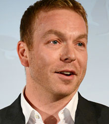 Sir Chris Hoy MBE | NMP Live