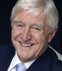 Sir Michael Parkinson photo
