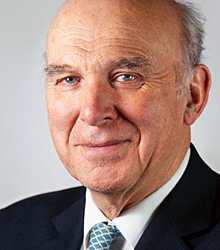 Sir Vince Cable | NMP Live
