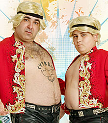 Stavros Flatley | NMP Live