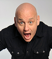 Terry Alderton | NMP Live