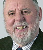 Terry Waite CBE | NMP Live