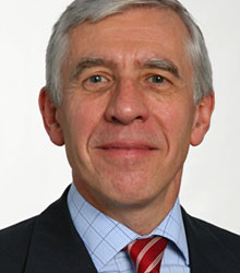The Rt Hon. Jack Straw MP | NMP Live