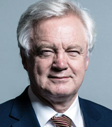 The Rt Hon. David Davis MP | NMP Live