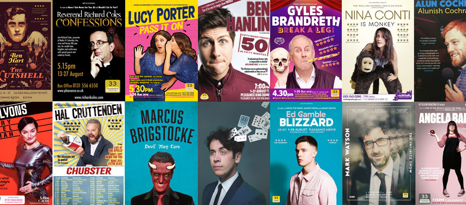 Edinburgh Fringe 2018 Round Up