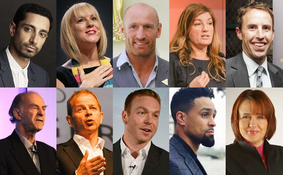 Ten of the Best Motivational Speakers