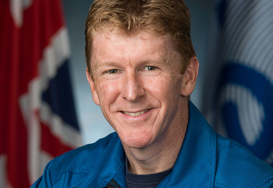 Tim Peake - European Space Agency Astronaut - Available For Motivational Speaking